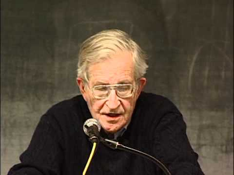 2005 - Noam Chomsky - The Idea of Universality in Linguistics and Human Rights (MIT) 4