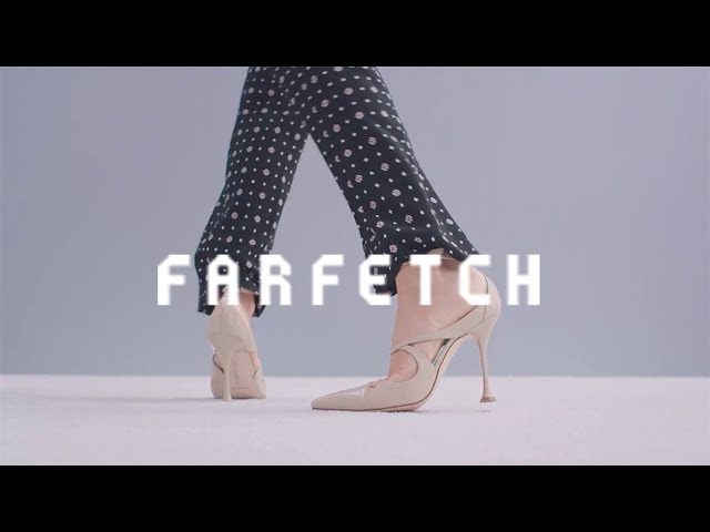 Find your solemate exclusively with Farfetch & Manolo Blahnik | Farfetch