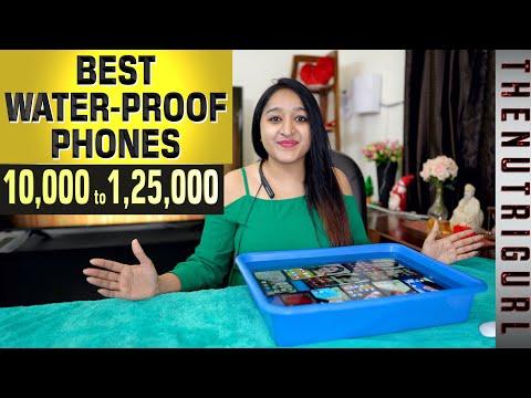 Top WATERPROOF Phones 2020