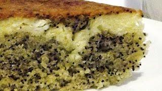 Пирог Маково-Творожный в Мультиварке видео рецепт