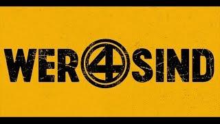 Die Fantastischen Vier Kinofilm - WER VIER SIND (Official Trailer)