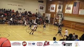 #MySportsClips #LaFolletteLancers #MemorialSpartans Game Highlights