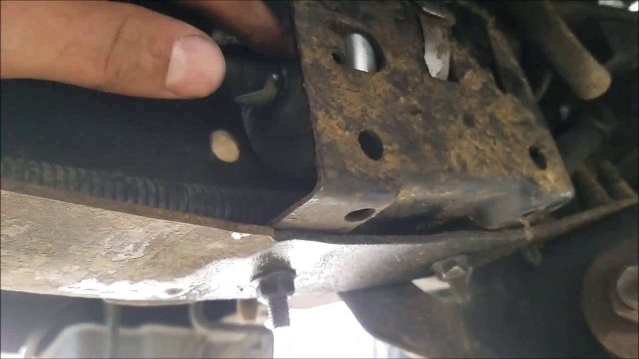 ford ranger 1994 fuel filter replacement [ 1280 x 720 Pixel ]
