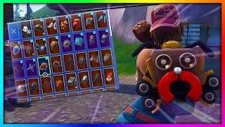 "Before You Buy ""SCRAPPY"" - All Skin Combinations in Fortnite"