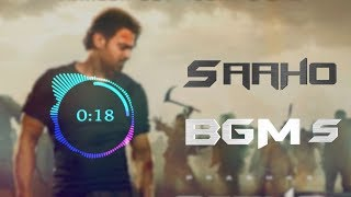 SAAHO all BGM's | Download link 👇🏼| Prabhas |