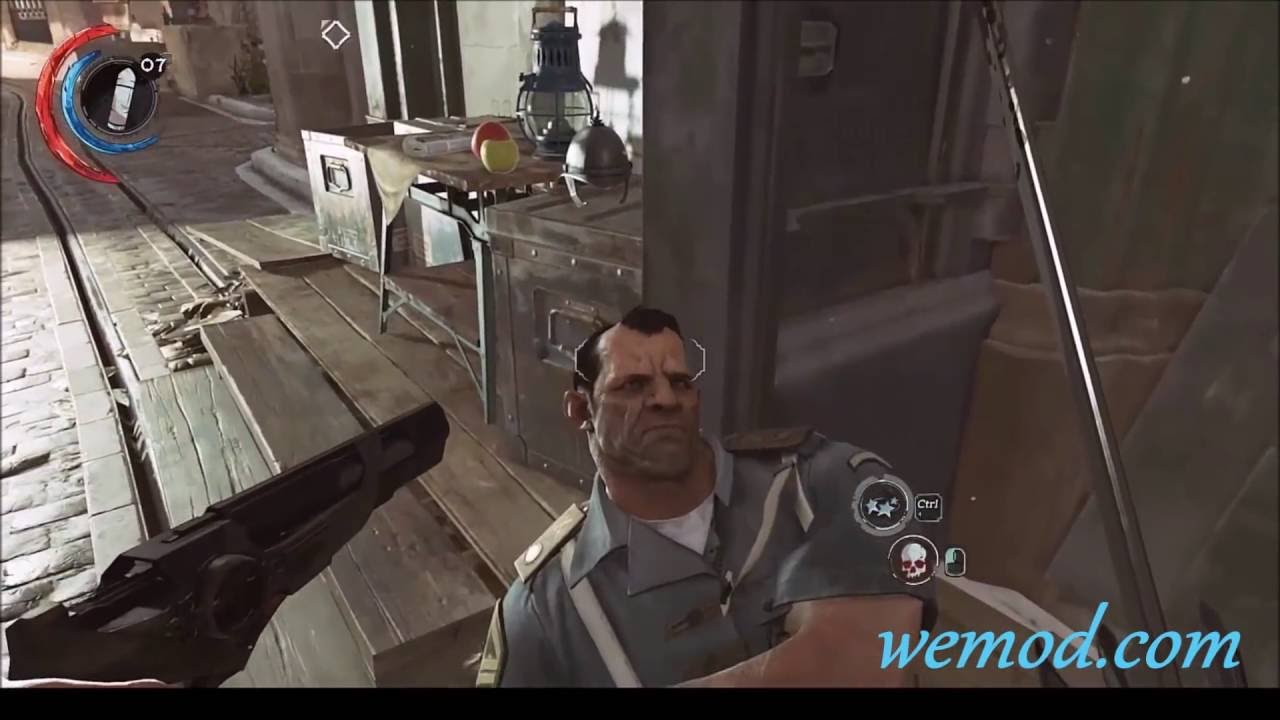 Dishonored 2 Cheats and Trainer