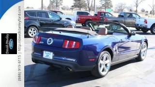 2012 Ford Mustang Midwest City OK Norman, OK #256440A