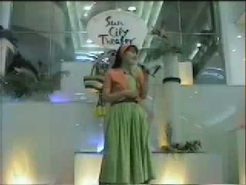橘友賀 「Set me love」「魔風にアプローチ」(Suncity '91)