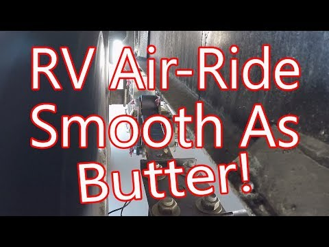 Crazy Smooth 5Th Wheel Air-Ride By - TheDepreys!