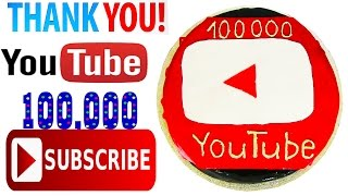 Thank You YOUTUBE 100 000 SUBSCRIBE! Thank You for Subscribers!