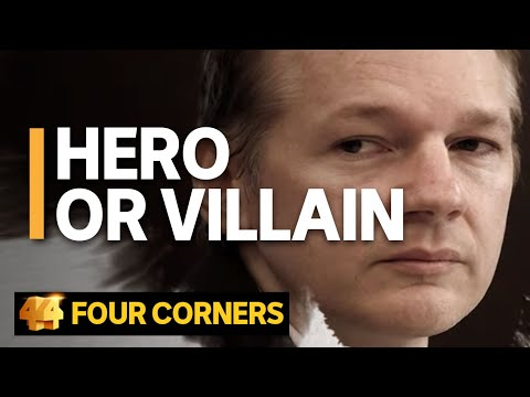 Hero or Villain: The Prosecution of Julian Assange | Four Corners