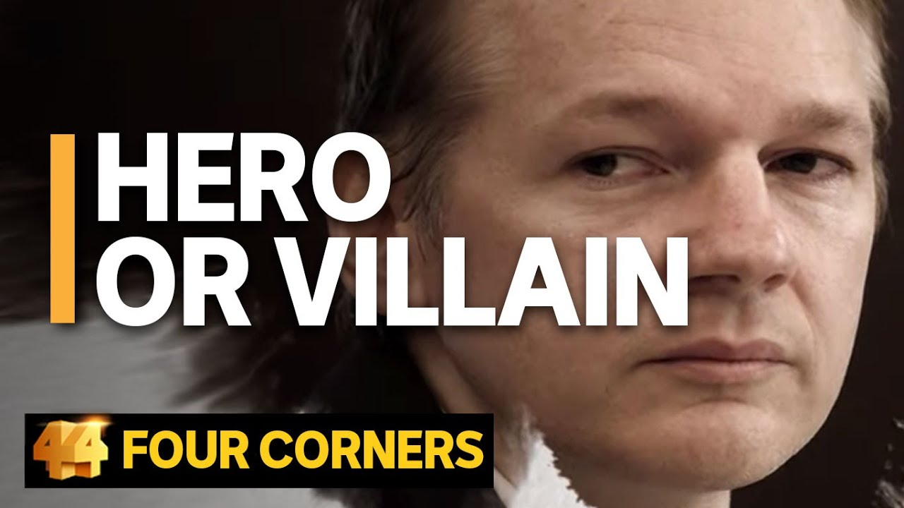 Hero or Villain: The Prosecution of Julian Assange
