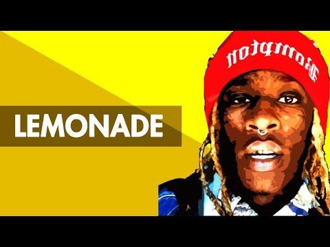 LEMONADE Dope Trap Beat Instrumental 2017  Wavy Lit Rap Hiphop Freestyle Trap Type Beat  Free DL