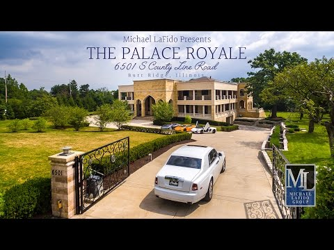 The Palace Royale, Burr Ridge Illinois. Presented By Michael LaFido