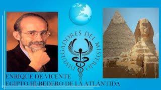 EGIPTO HEREDERO DE LA ATLÁNTIDA por ENRIQUE DE VICENTE