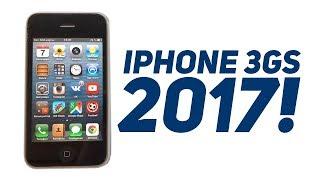 МОЖНО ЛИ ПОЛЬЗОВАТЬСЯ iPhone 3GS В 2017? ОБЗОР!