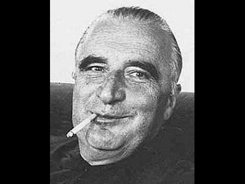 Georges Pompidou un Enfant du Cantal - 16 juin 1969