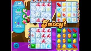 Candy Crush Soda Saga - Level 635 (No boosters)