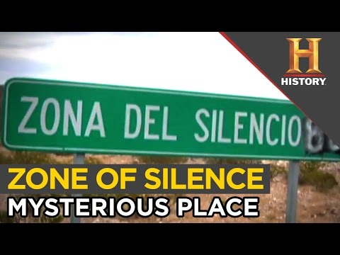 Mystery of Mexico's Zone of Silence. High Energy Votex Area | Ancient Aliens