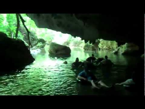 Ian Anderson's Caves Branch Belize - River Cave Expedition