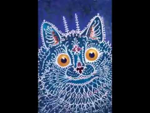 Louis Wain Before And After Schizophrenia Youtube