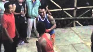 Martial Art Of East Java Pencak Dor Jhon VS Enteng in Tamanan