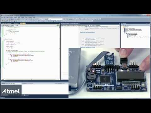 Atmel Software Framework Design: Adding a Left Button to the USB Mouse (Part 4 of 5)