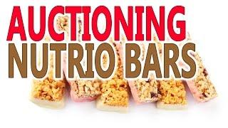 Entropia - Auctioning Nutrio Bars