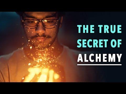 The True Secret of Alchemy with Ami Ben-Hur
