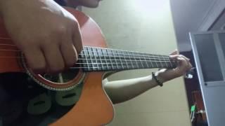 Dòng đời ngược xuôi cover guitar JB Hữu Phước