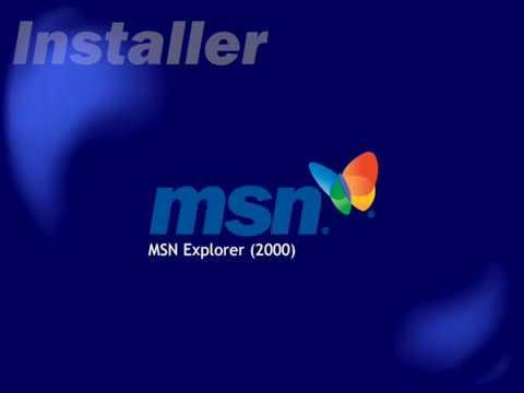 All MSN Explorer Sounds