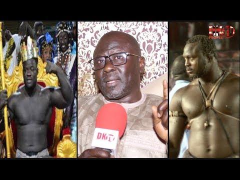 Eume Sene Modou Lo l'analyse de Ngagne Diagne