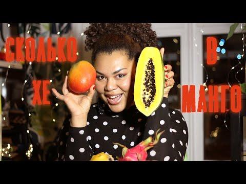 Сколько ХЕ в Тайских фруктах ? Сахарный Диабет.