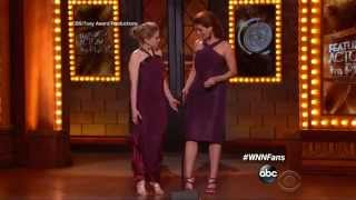 tony awards 2015 opening and performances from broadways big night