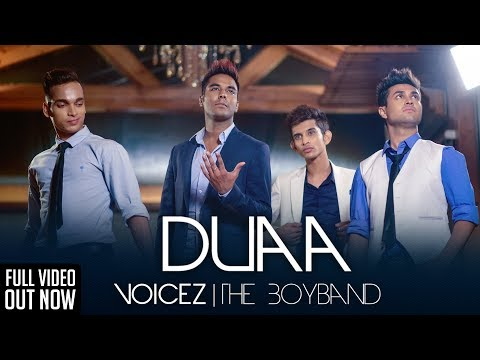 DUAA | VOICEZ- The Boyband | Full Video | Ampliify Times