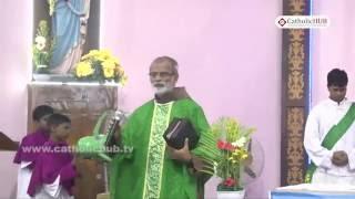 Sunday Tamil Mass @ Don Bosco Shrine, Ayanavaram,Chennai,TN,INDIA,28-08-16