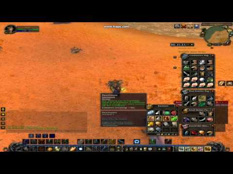 jebz of warcraft-clam farming video , 600+ gold per hour as soon as level 30