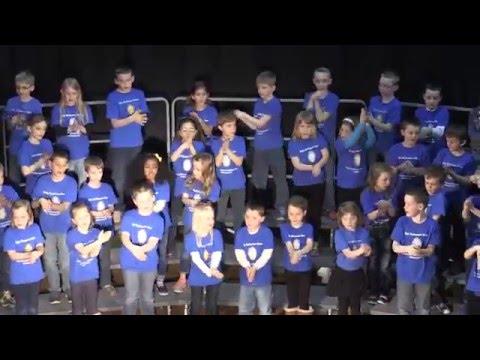 04.07.2016 Holy Redeemer School K-6 Spring Musical