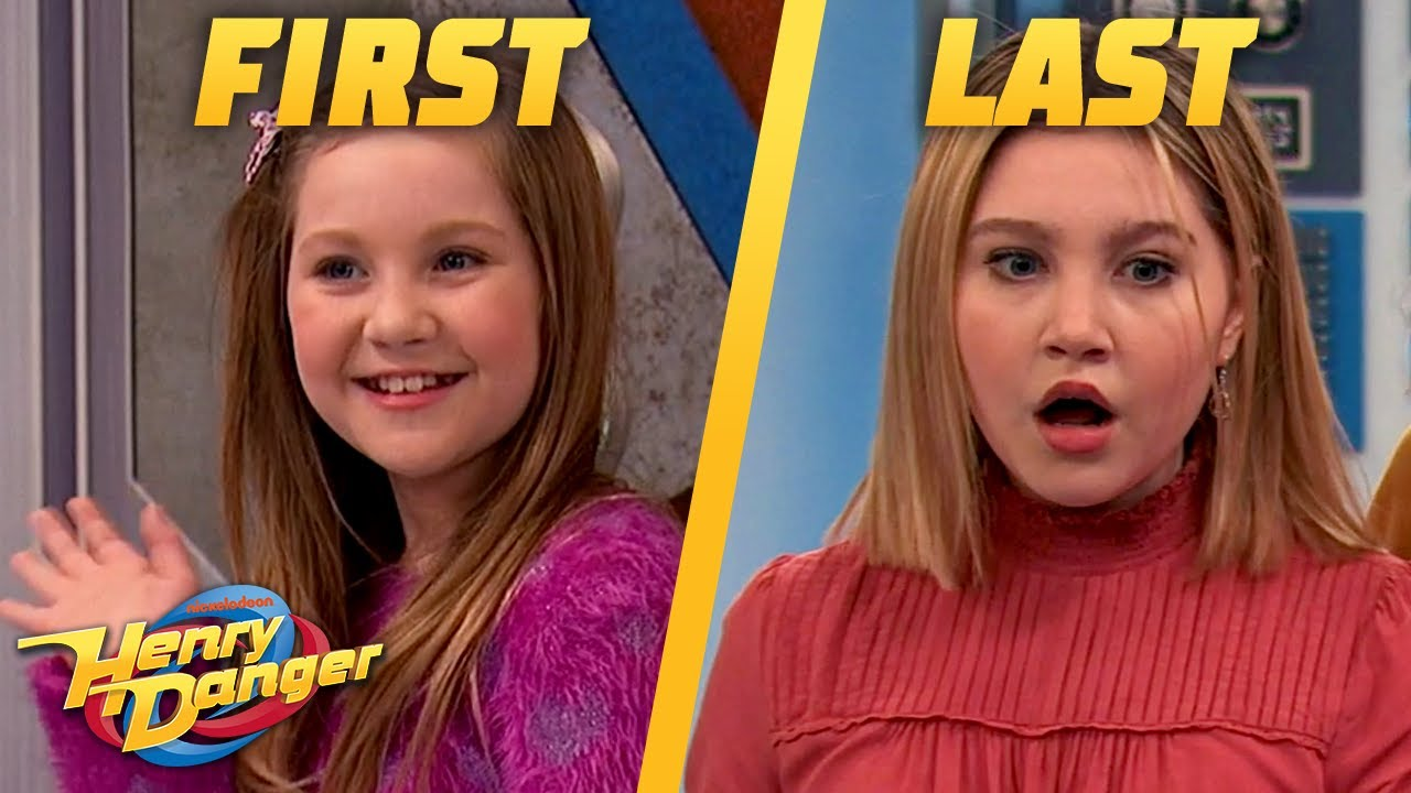 Piper Hart's FIRSTS & LASTS! | Henry Danger