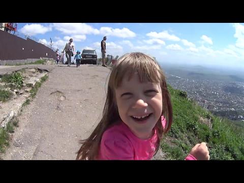 Пятигорск  гора Машук  Канатная дорога