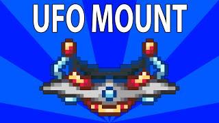 Poradnik Terraria 1.3 - UFO Mount (Cosmic Car Key)