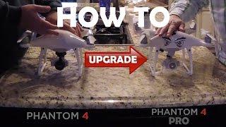 Ken Heron - How to turn your Phantom 4 into a Phantom 4 PRO