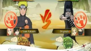 Naruto Shippuden Ultimate Ninja Storm Revolution 2015 Gameplay Pc by Antero