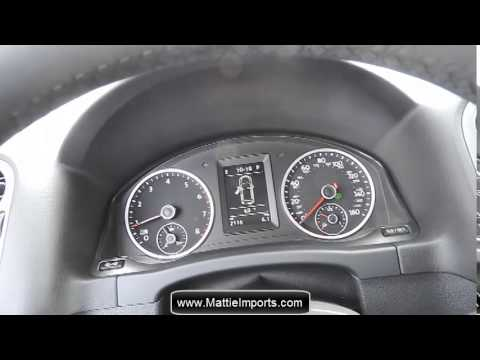How To Reset TPMS Light In A VW Tiguan YouTube