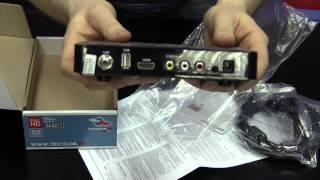 видео цифровой спутниковый приемник gs b211