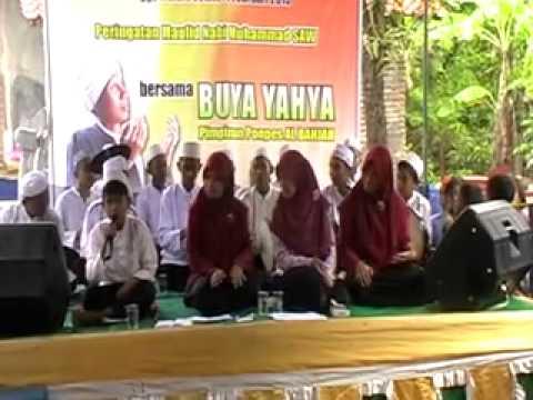 AS SAKIENAH BERSHOLAWAT feat Majlis SYAHIDA Kenanga Ya Rosulullah x264