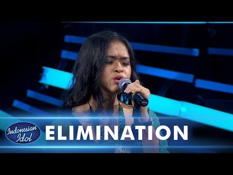 NAOMI HARAHAP - LIRIH (Ari Lasso) - ELIMINATION 3 - Indonesian Idol 2018