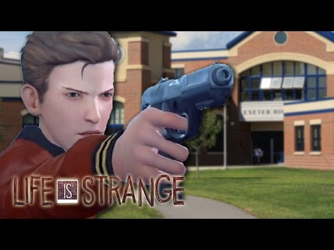 Penembakan Di Sekolah !! ( Life Is Strange Episode 1 Indonesia Gameplay )