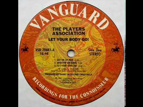 Players Association -Get On Up Now- 1981 Disco