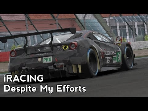 iRacing : Despite My Efforts (488 GTE @ Nurburgring)